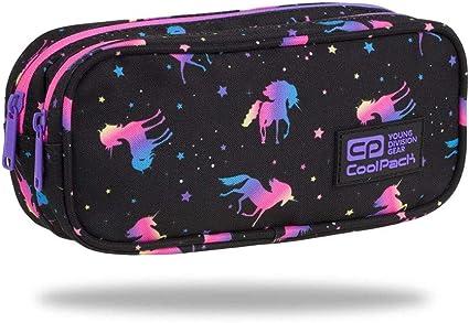 Estuche portatodo Dark Unicorn Duke Coolpack: Amazon.es: Oficina y papelería