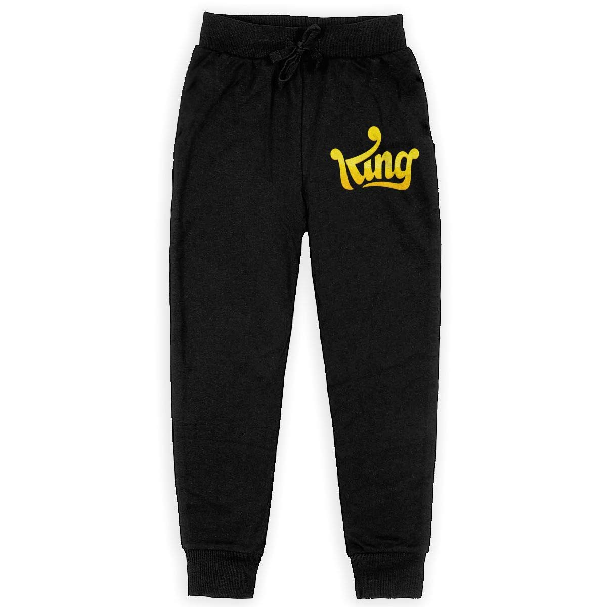Sunshine Store Scrubby Dubby Saga King Boys Girls Teenage Long Sweatpant Jogger Pants