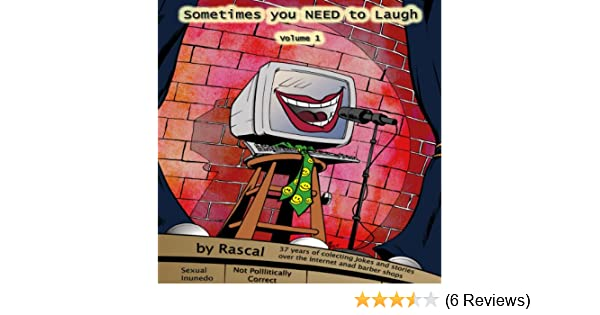 Amazon Sometimes You Need To Laugh Volume 1 Audible Audio