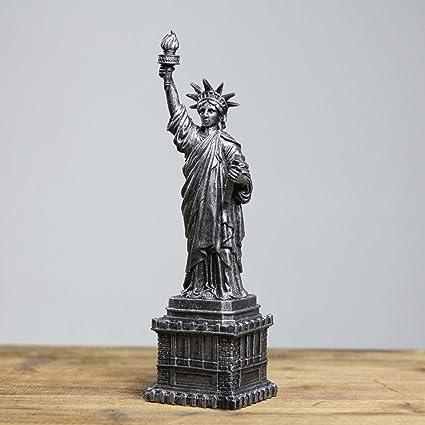 DECORACIÓN MMM- Estatua de la Libertad Modelo Edificio Modelo ...