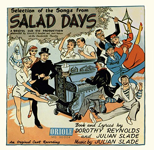 Orbit Salad - Salad Days