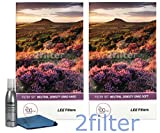 LEE Filters 4x6 Soft Edge and Hard Edge Graduated Neutral Density Sets & 2filter cleaning kit!