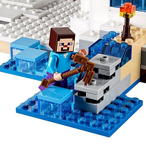 Lego Minecraft The Snow Hideout 21120 Minecraft Toy - Buy ...