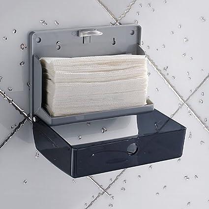 L&Y Cajas Toallitas Toallitas Tissue Box Holders Hotel Shopping Arcade Toalla de Mano Organizador Toallas de