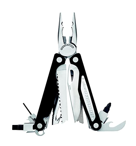 707 opinioni per Leatherman Multi-Tools Large CHARGE ALX Utensile multifunzione, richiudibile, 18