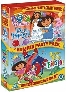 Dora The Explorer: Bumper Party Pack [Import anglais]