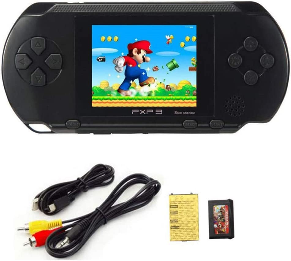 Amazon Promo Code for 16 Bit Handheld Games for Kids Adults