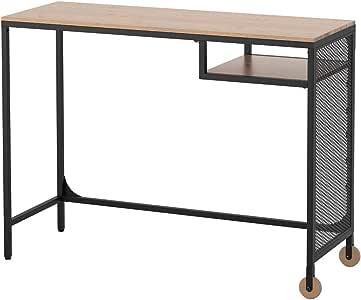 IKEA ASIA FJALLBO Mesa para ordenador portátil, color negro ...