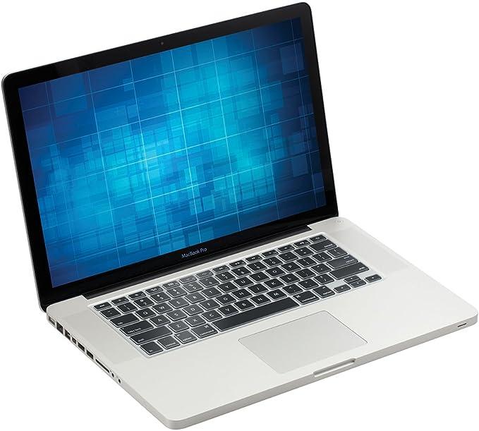 Mac teclado cubierta transparente: Amazon.es: Electrónica
