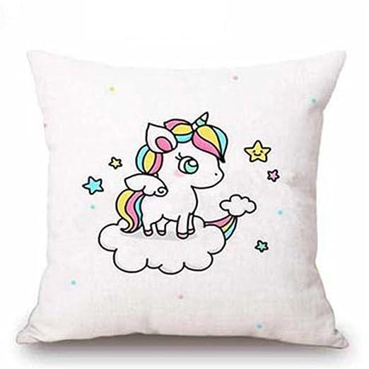 Corazón altavoz Cute Fashion carcasa Unicorn lino manta ...