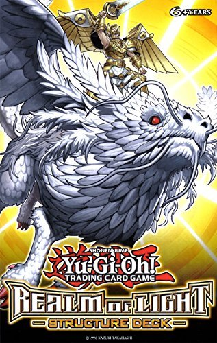 Yugioh Realm Of Light Structure Deck Release Date