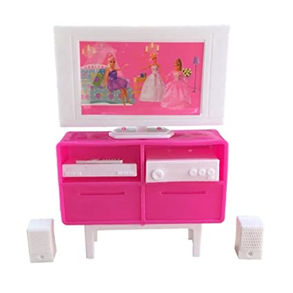 barbie house home size ideas furniture design dollhouse incredible office computer sets doll
