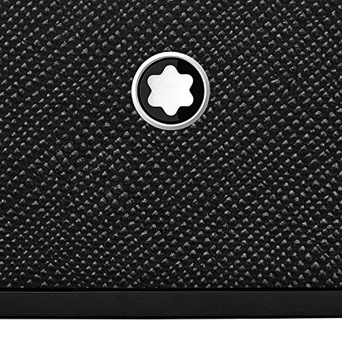 Genuine Original Official Montblanc Sartorial Saffiano Leather Hard Shell Back Cover Case Meisterstuck 116904 for Apple iPhone 7 by Montblanc (Image #3)
