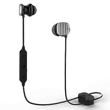 COWIN he8d activo cancelación de ruido auriculares Bluetooth, Wireless Bluetooth Auriculares In-Ear con duro estuche de viaje resistente al sudor y Ap: ...