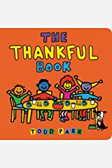 The Thankful Book Board book