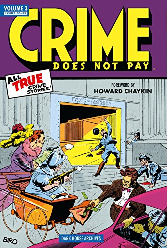 Image of Crime Does Not Pay Archives Volume 3