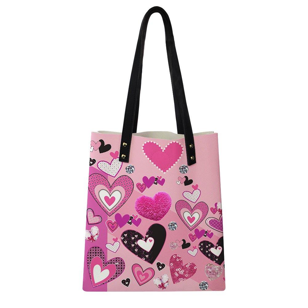 doginthehole レディース B07BFVVXK8 Heart-shaped4