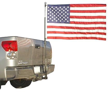 Amazon Com Flag Pole To Go For Trucks Pole Mounts To Hitch
