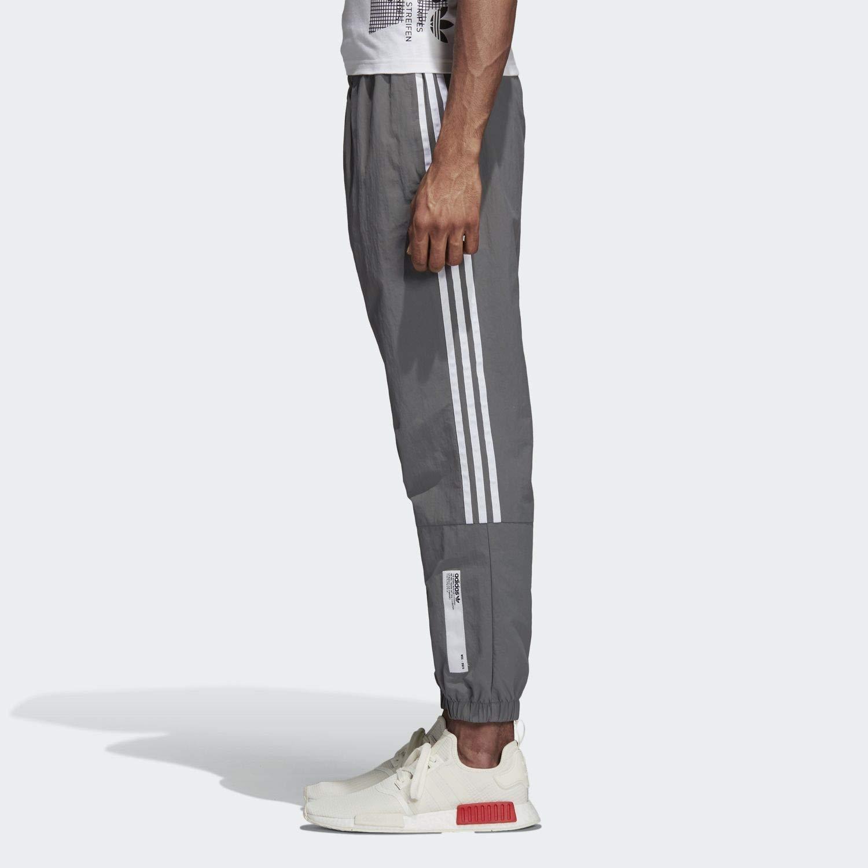 Adidas NMD Pantalón de chándal para Hombre, DH2291-XL, Gris/Blanco ...