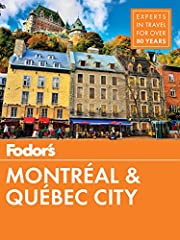 Written by local experts, Fodor's travel guides have been offering advice and professionally vetted recommendations for all tastes and budgets for 80 years.       Montréal and Québec City are treasured destinations for American travele...