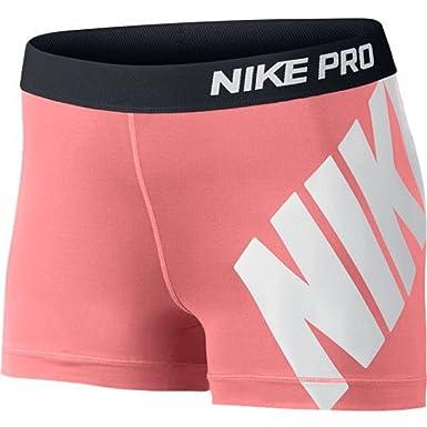 9fe41db1f0265 Nike Pro 3'' Logo Women's Training Shorts