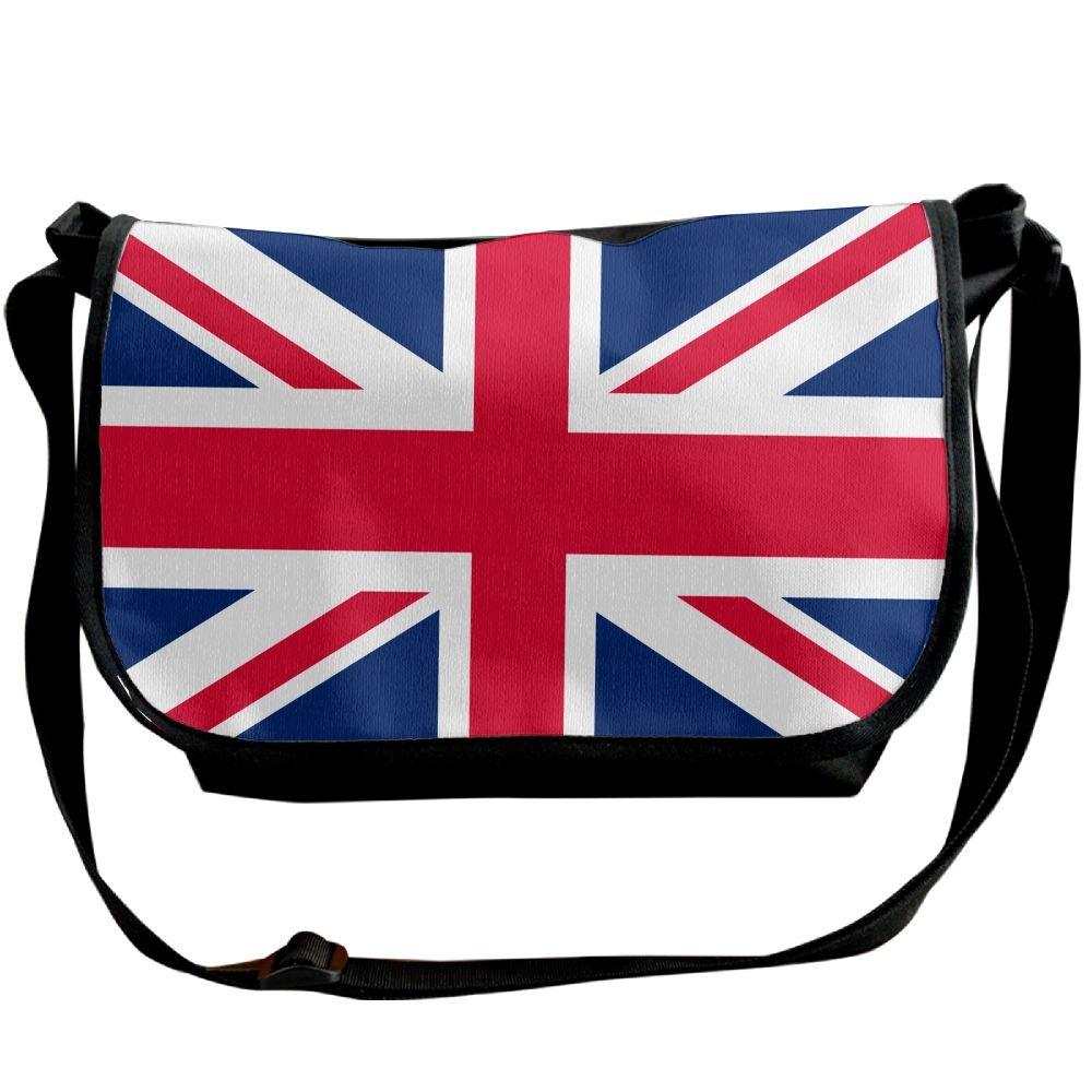 Crossbody Bags For Women & Men Great British Flag Messenger Bag One Shoulder Bag