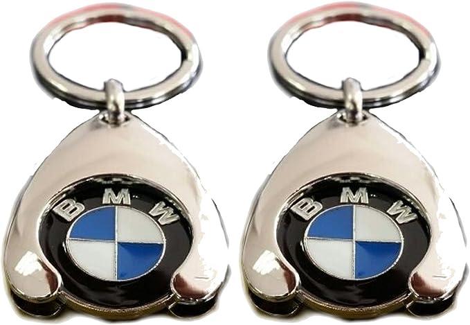 Bmw Original Key Chain Shopping Trolley Chip Shopping Trolley Token 80272446749 1 2 3 4 5 6 7 X1 X2 X3 X4 X5 X6 2 Auto