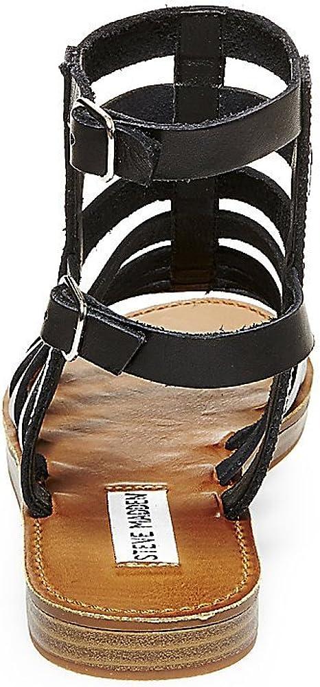 Steve Madden Womens BEEAST Gladiator Sandal