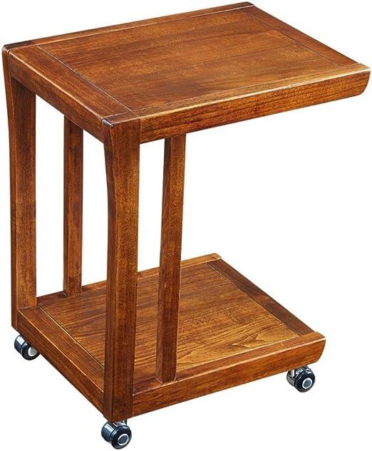 Mesas auxiliares de salón American Rolling C Table - Mesa Auxiliar ...