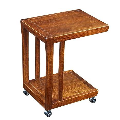 Mesas auxiliares de salón American Rolling C Table - Mesa ...