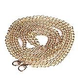 47 Zoll DIY Handtasche Kette 120cm Metall-Legierung Tasche Kette für Alle Umhängetasche