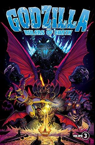 Read Online Godzilla: Rulers of Earth Volume 3 pdf