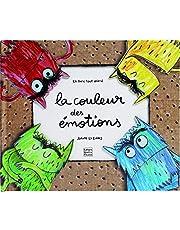 La couleur des émotions - Un livre tout animé