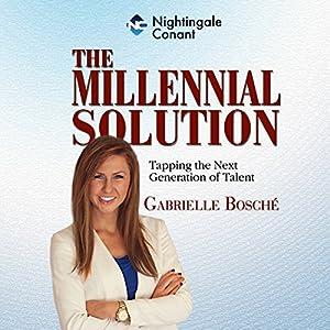 The Millennial Solution Speech