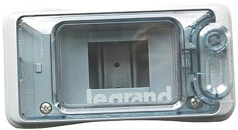 Legrand cajas modulares din - Caja módulo estanca ip65 2+1 módulo: Amazon.es: Industria, empresas y ciencia