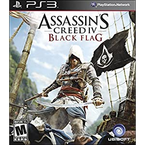 Assassin's Creed IV Black Flag – Playstation 3