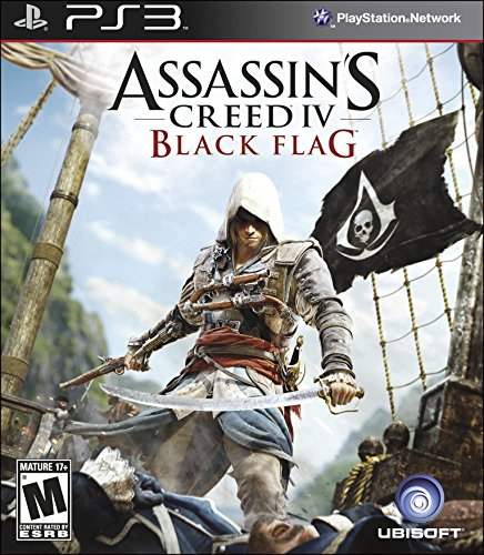 Assassin's Creed IV Black Flag - Playstation 3
