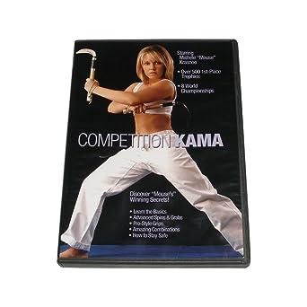 Competition Karate Tournament Kama Dvd Krasnoo Mkck D