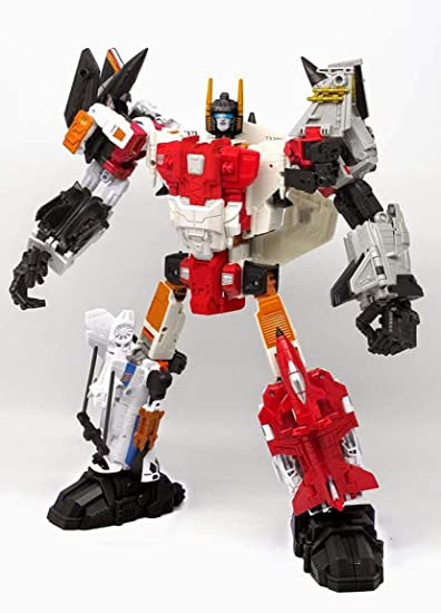 Transformers toy AMO PC-03 Combiner Upgrade Set:Superion Set In stock New