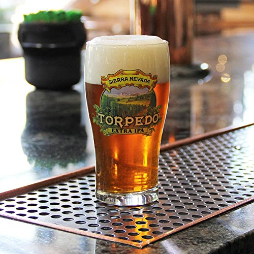 (Sierra Nevada Brewing Company - Torpedo Tulip Glass)