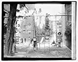Vintography 16 x 20 Reprinted Old Photo Montessori school 1921 National Photo Co 71a