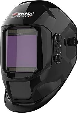Coocheer Solar Arc Tig Mig Auto-Darkening Welding Helmet