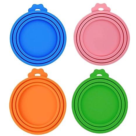 Amazon.com: HuYaYa 4 unidades de cubiertas para comida de ...