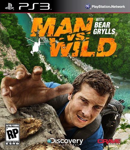 Man vs. Wild - Playstation 3