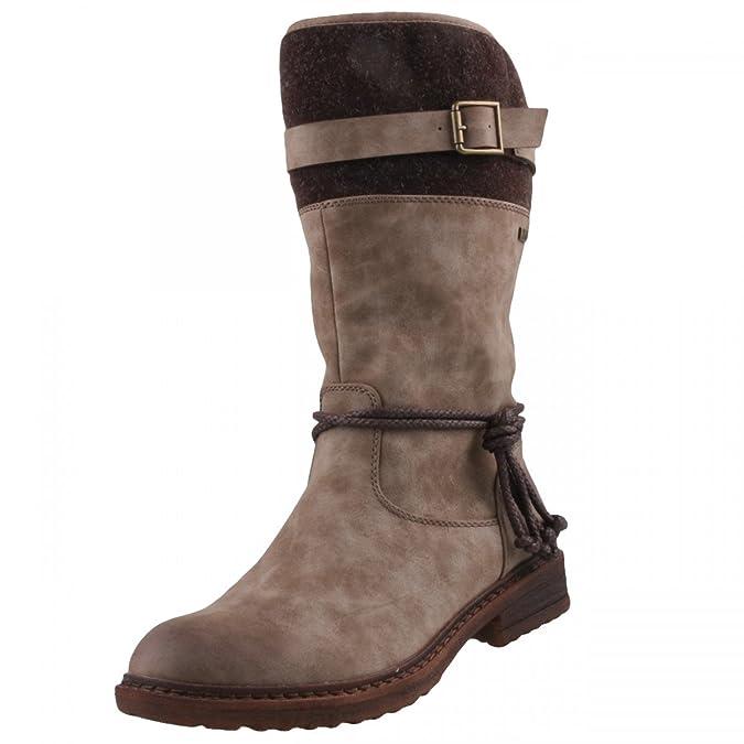 Rieker 94778-25 bottes & bottines femme Rieker-Tex, schuhgröße_1:41 EU;Farbe:marron