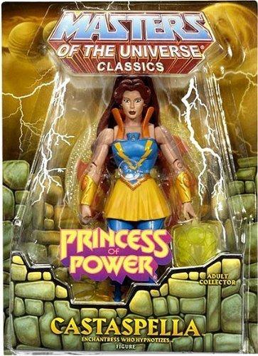 suministramos lo mejor Masters Of The Universe Classics MOTU MOTU MOTU CASTASPELLA Figura by Masters of the Universe  autorización oficial