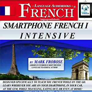 Smartphone French 1 Intensive Hörbuch