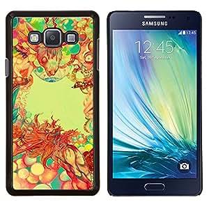 Cubierta protectora del caso de Shell Plástico || Samsung Galaxy A7 ( A7000 ) || Modelo psicodélico @XPTECH