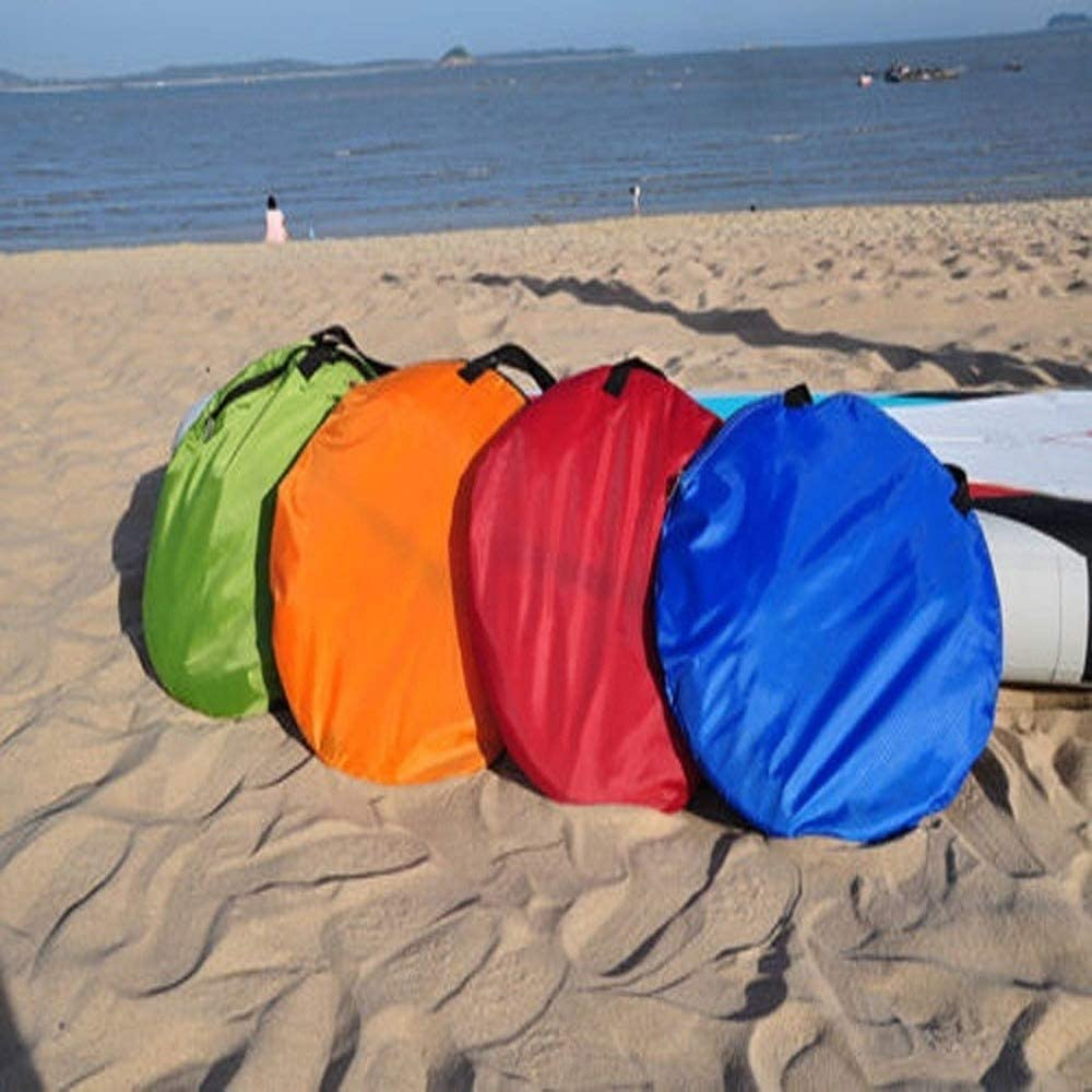 Uion 42 Downwind Paddle Kayak Wind Sail Kit Popup Board Windpaddle with Clear Window
