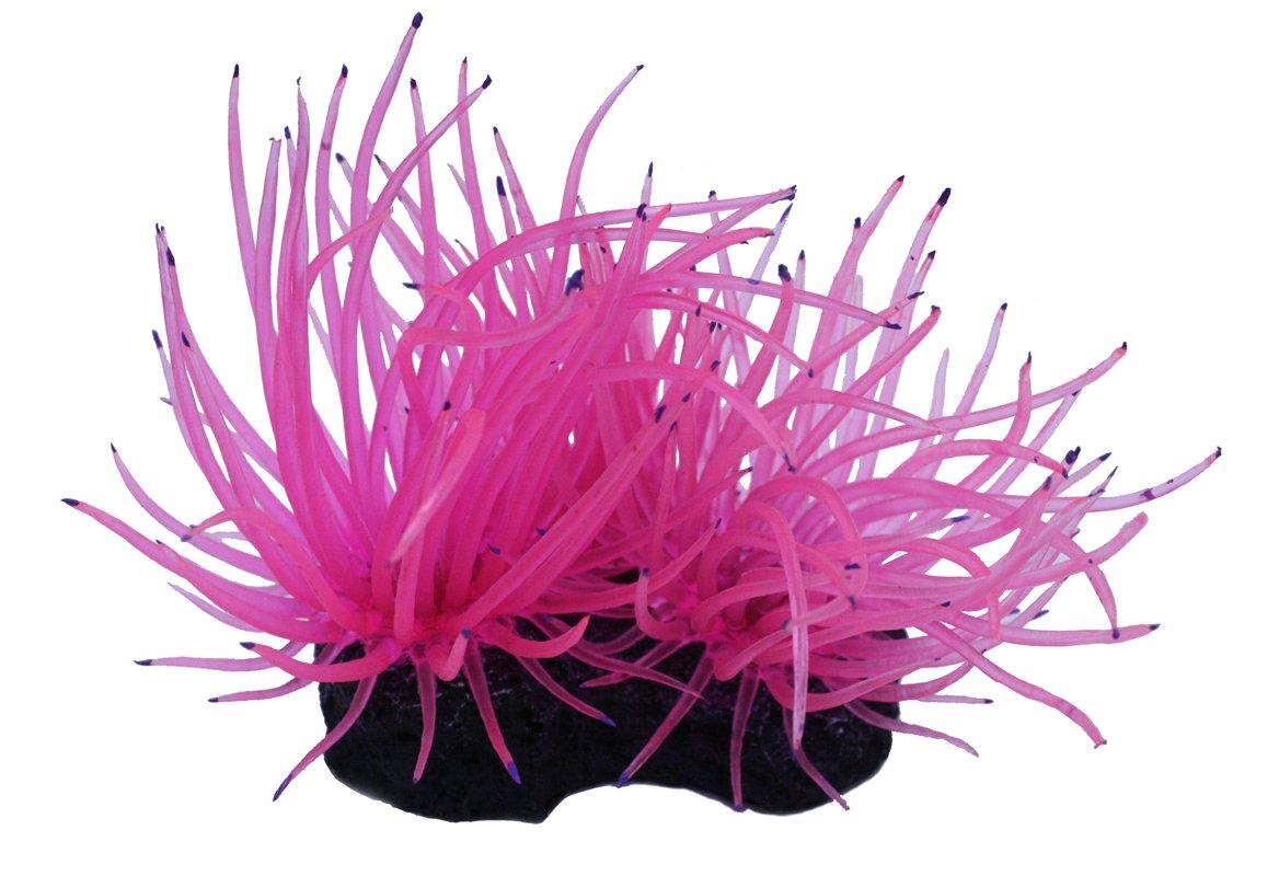 Vitality SH210M Faux Coral Aquarium Decorating Ornament, Purple